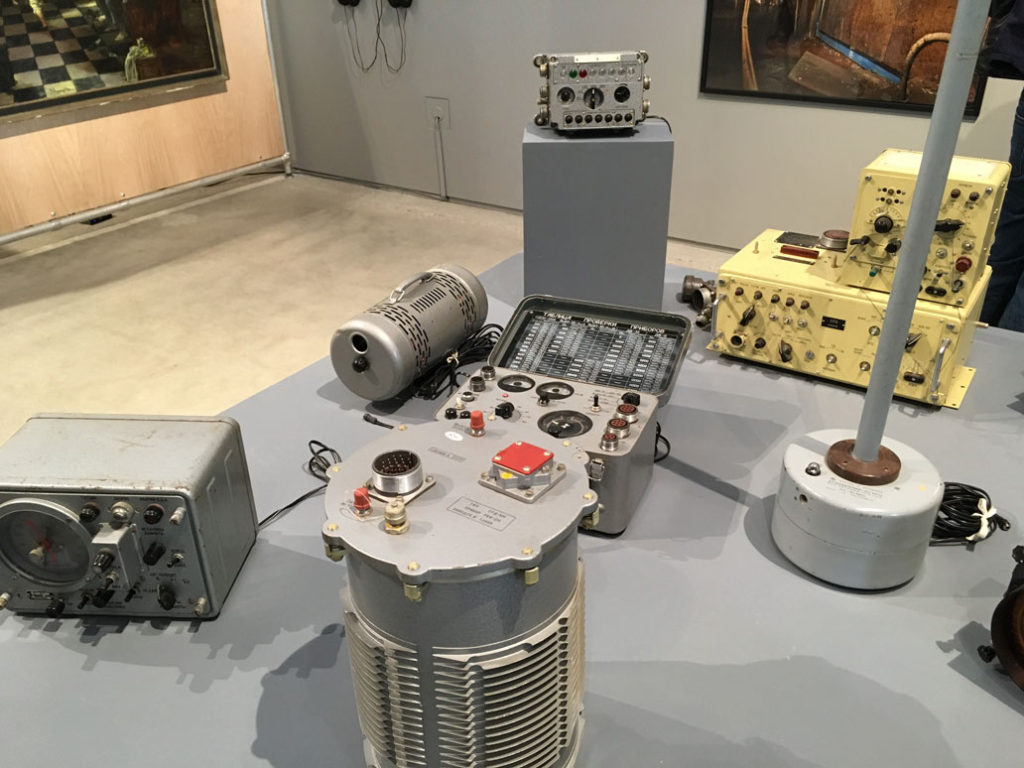 Wende Museum Cold War electronics