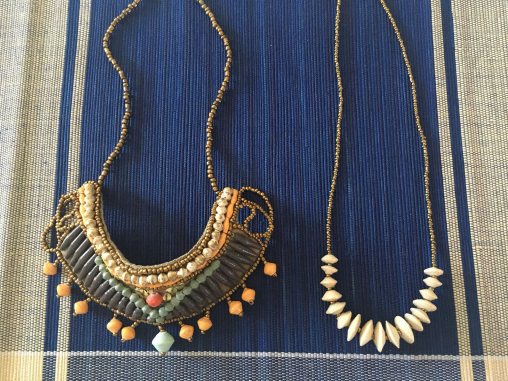 31 Bits necklaces from Uganda