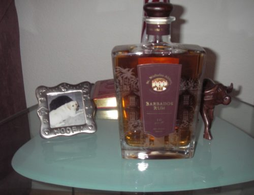 St. Nicholas Abbey Barbados Rum