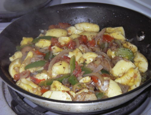 Ackee and Saltfish: National Dish of Jamaica