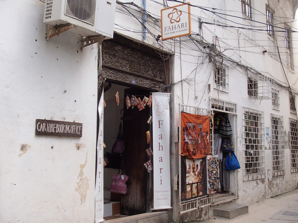 Fahari in Stonetown Zanzibar