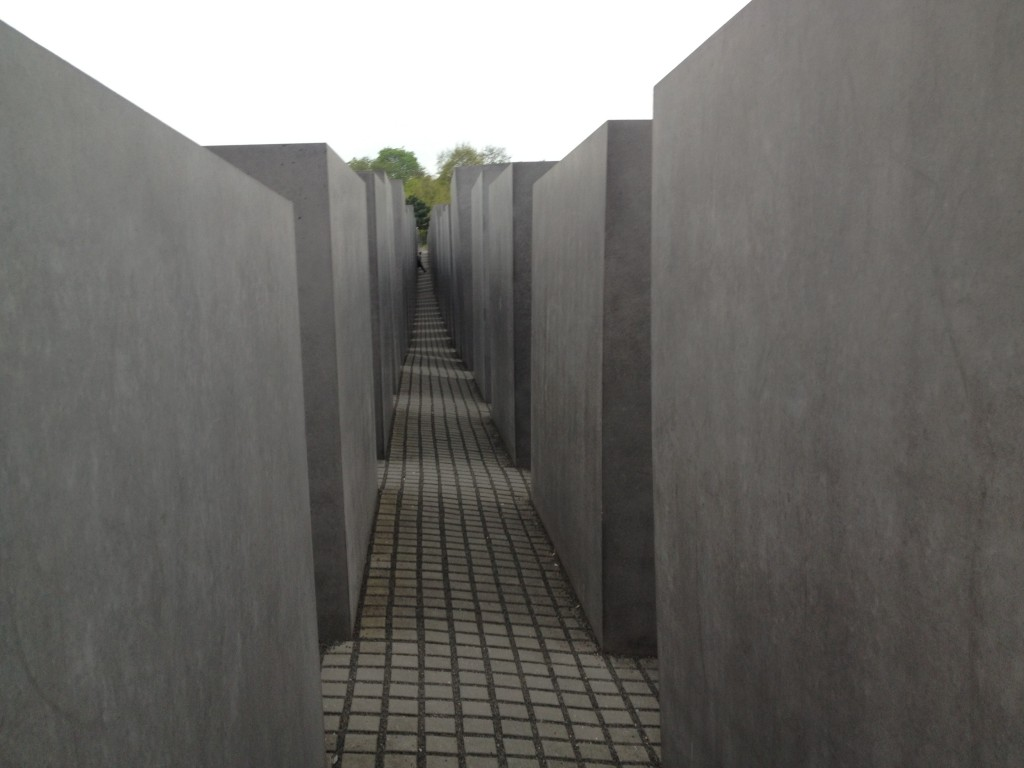 Memorial to Murdered Jews in Europe