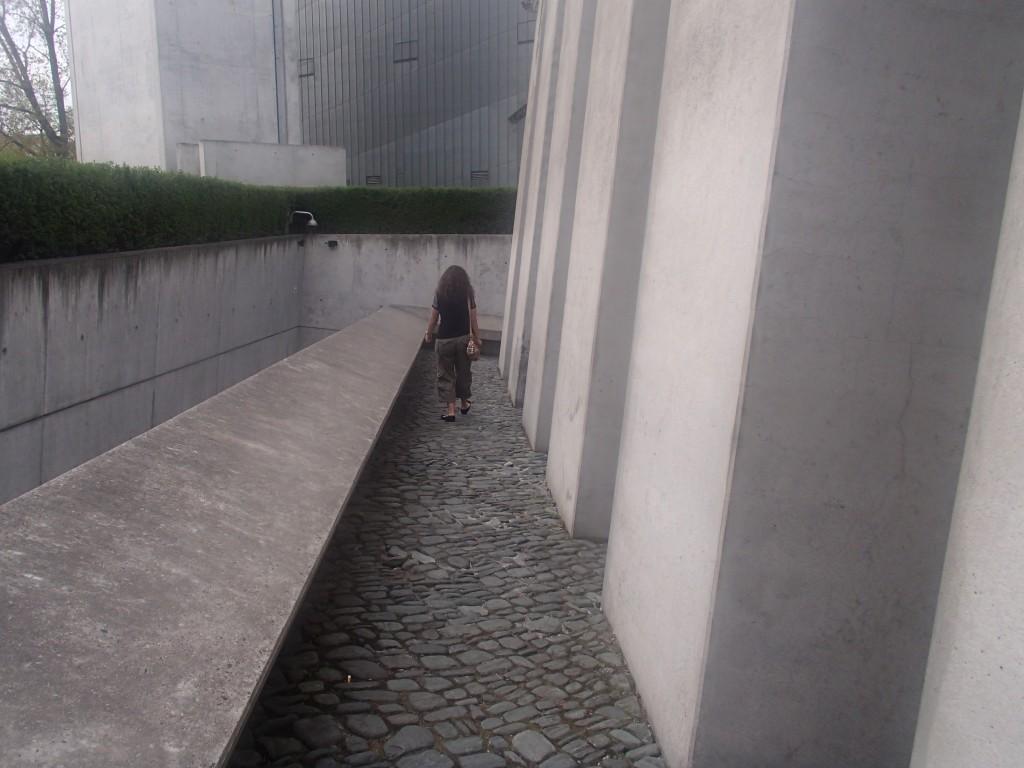Jewish Museum Berlin Garden of Exile