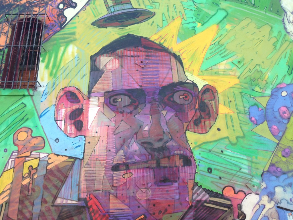 LA Street Art David Choe