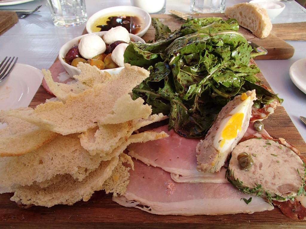 Bread and Wine at Moreson Wine Farm