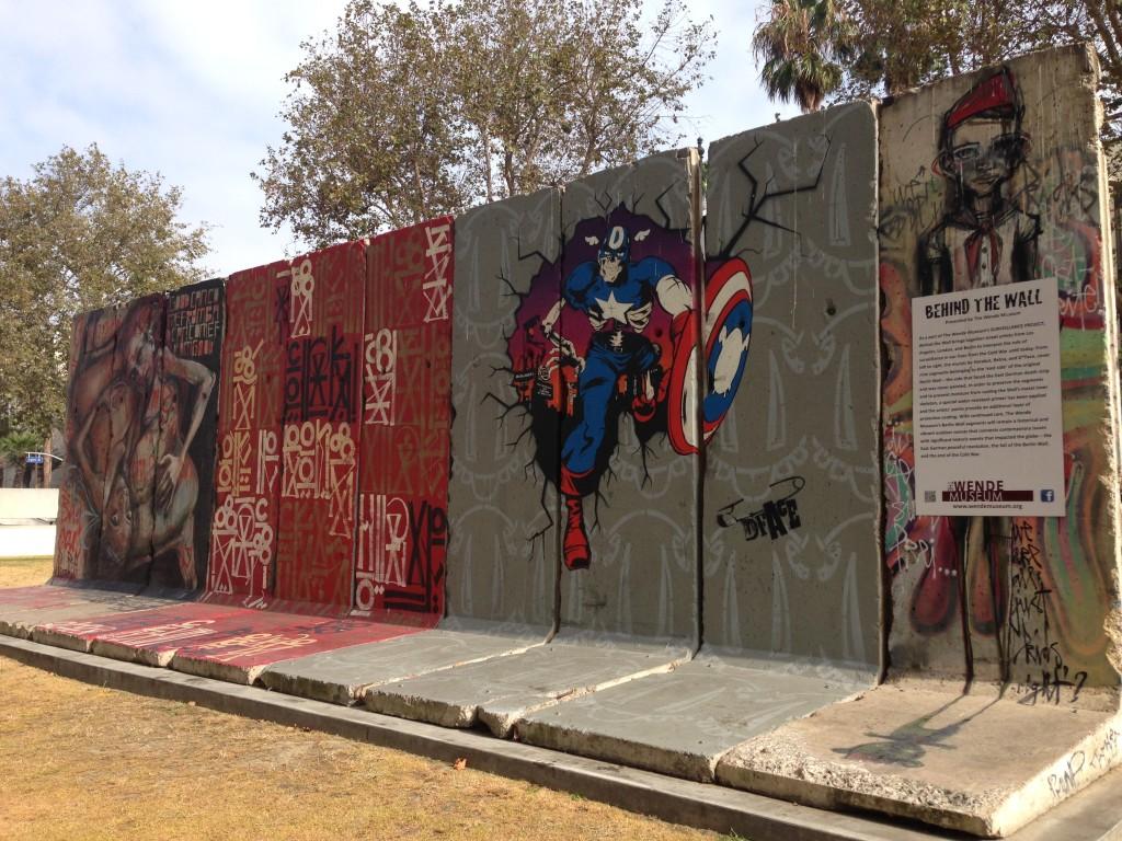 Behind the Wall - Berlin Wall in LA