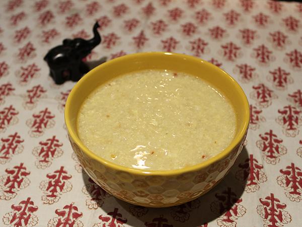 Joke (Thai porridge) recipe
